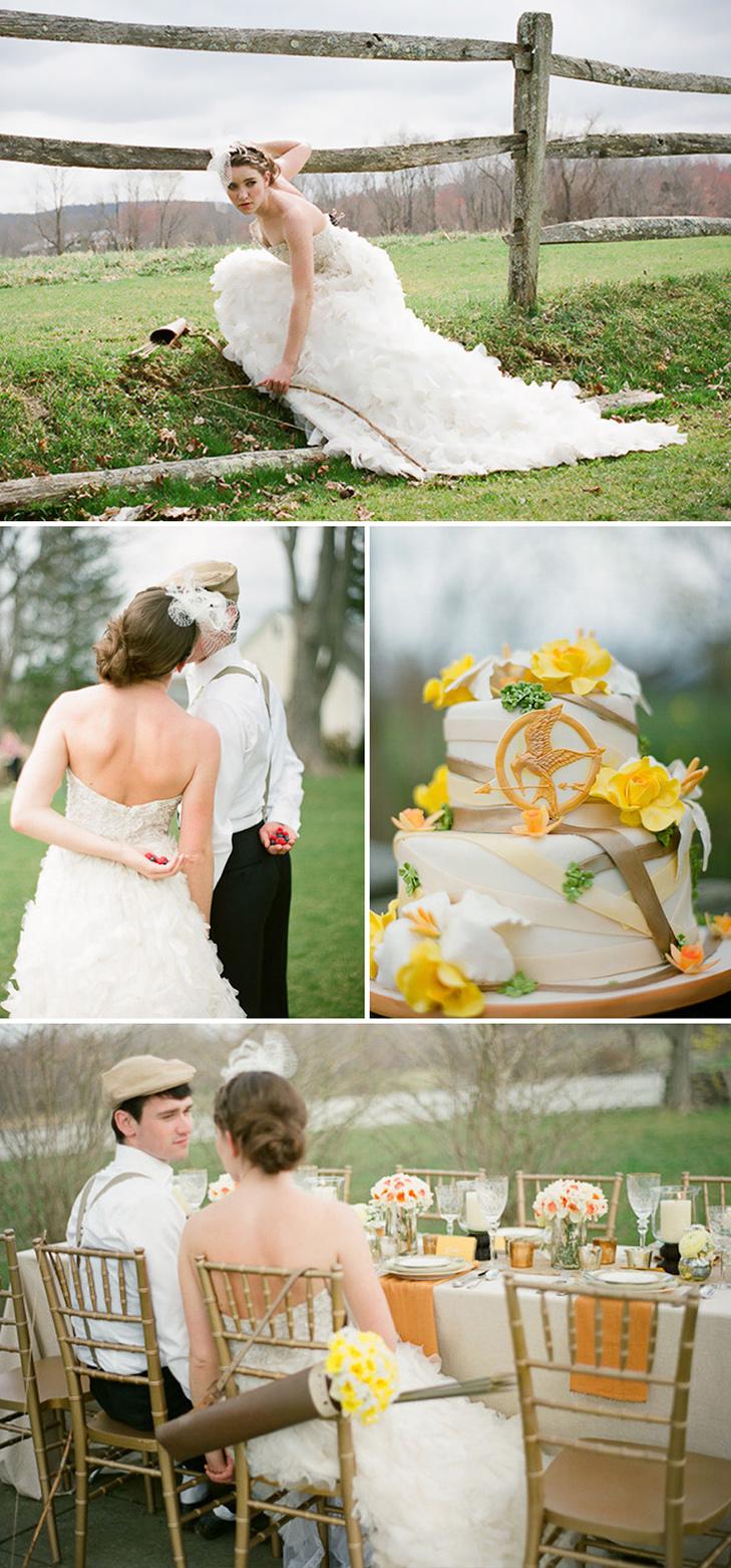 20 найкрутіших тематичних весіль - фото 9