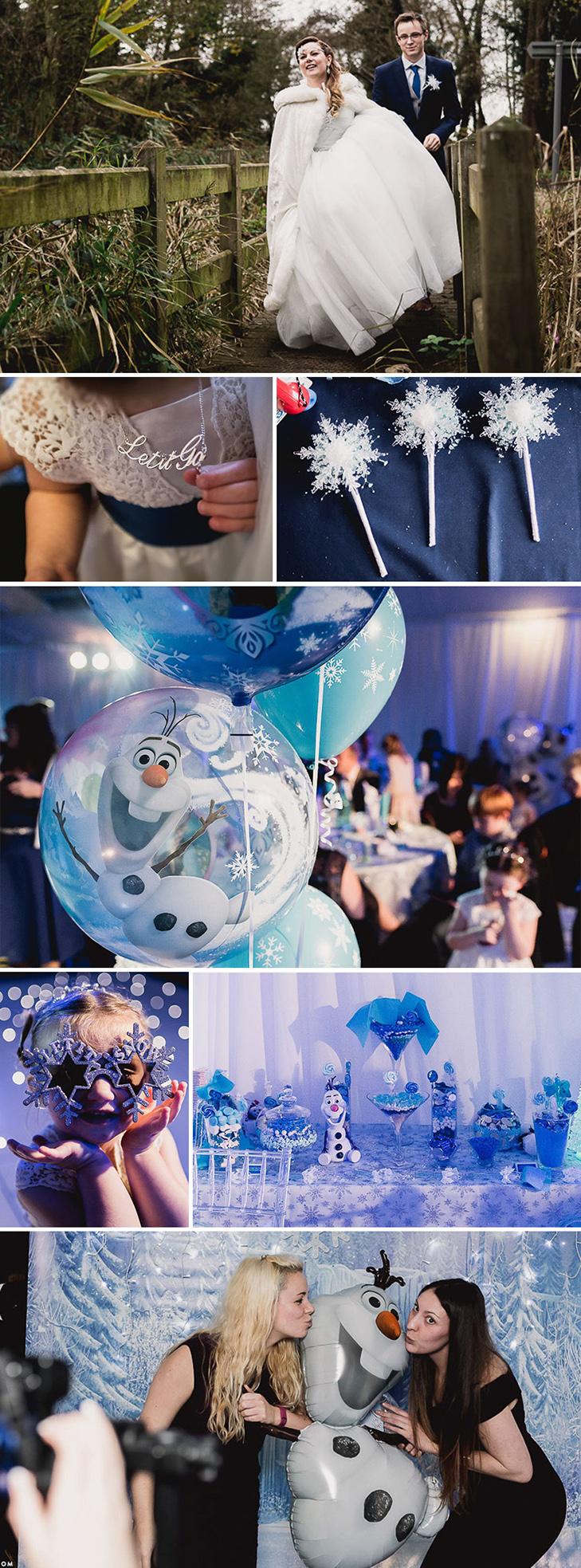 20 найкрутіших тематичних весіль - фото 11