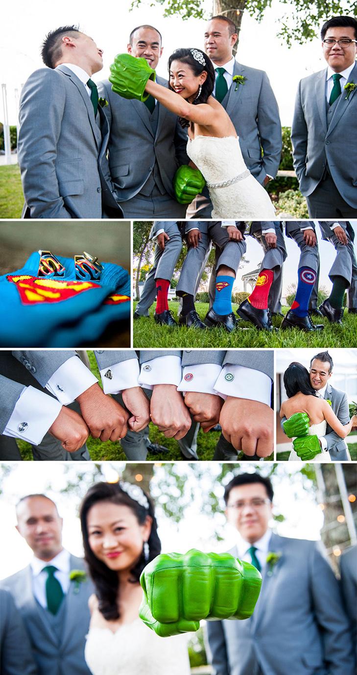 20 найкрутіших тематичних весіль - фото 20