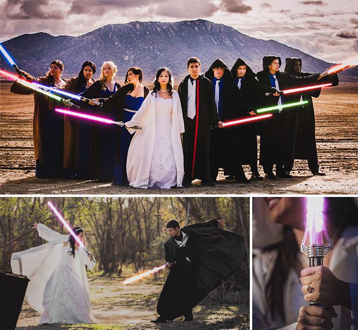 20 найкрутіших тематичних весіль - фото 13