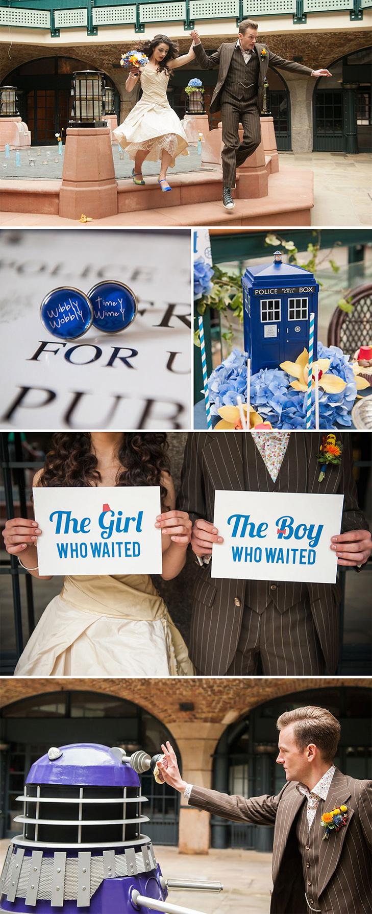 20 найкрутіших тематичних весіль - фото 8