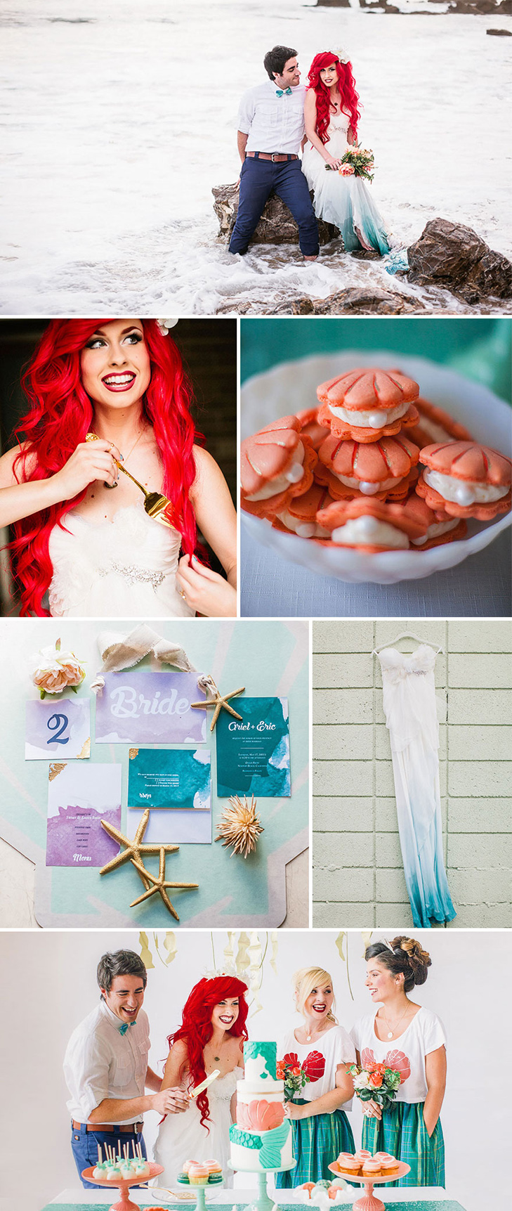 20 найкрутіших тематичних весіль - фото 3
