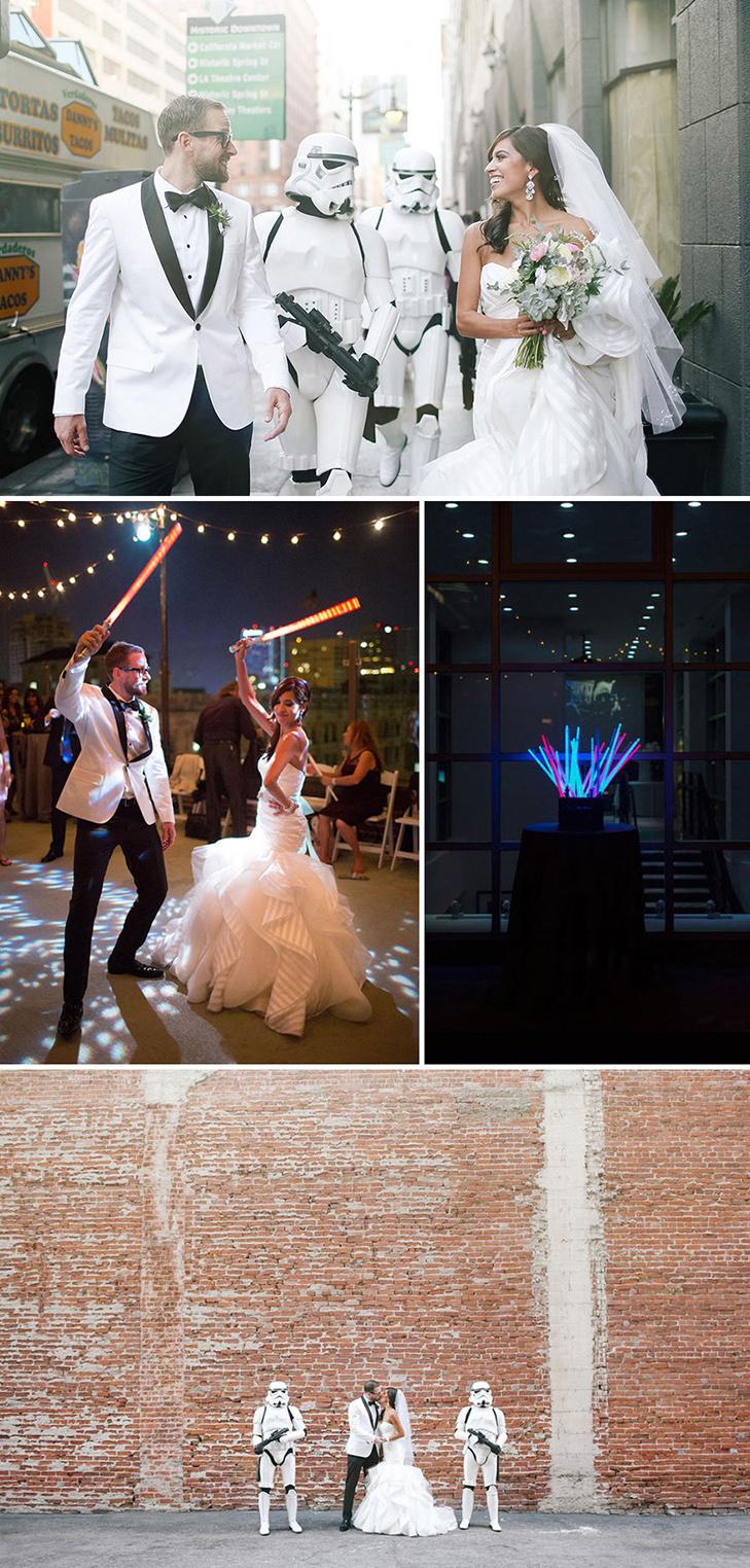 20 найкрутіших тематичних весіль - фото 1