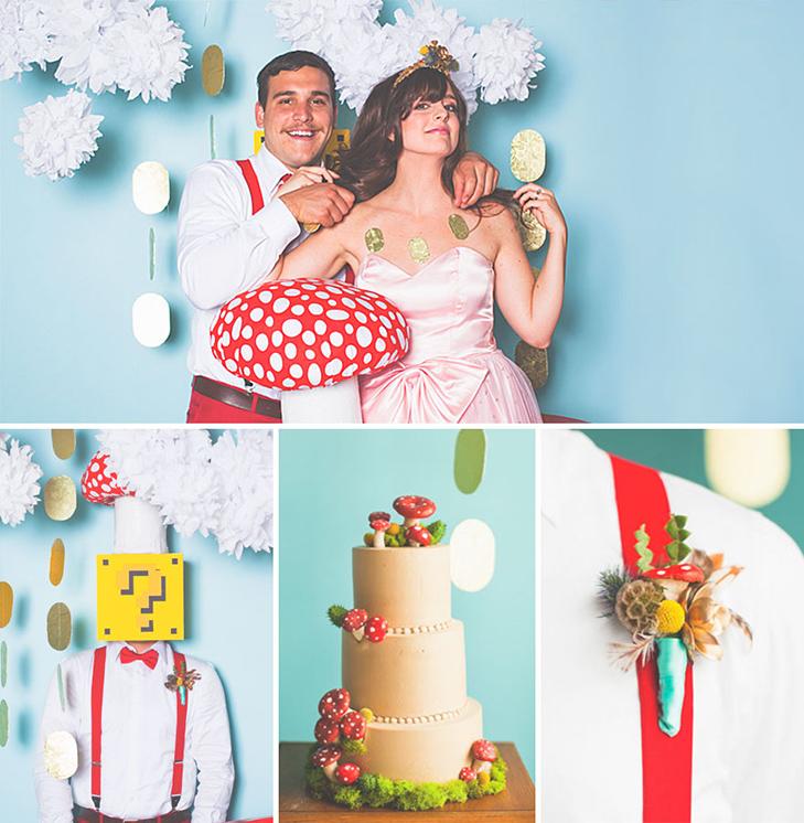 20 найкрутіших тематичних весіль - фото 12