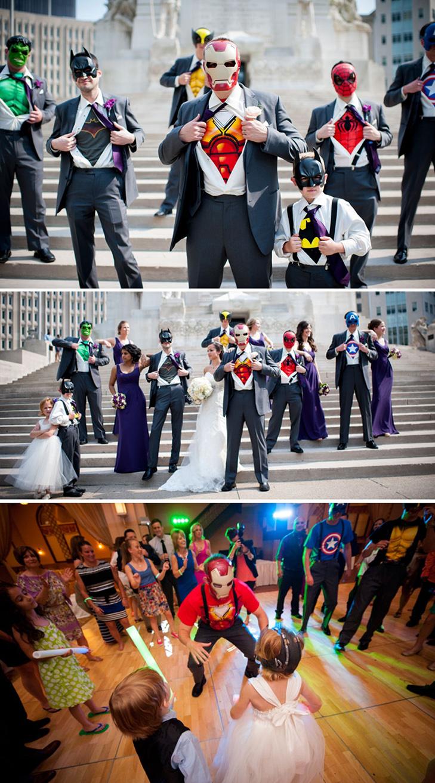 20 найкрутіших тематичних весіль - фото 6