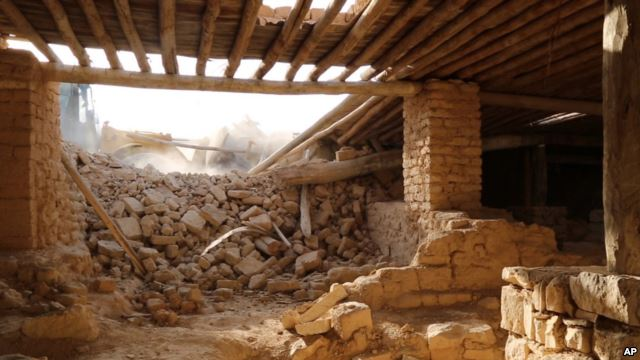 16 пам'яток архітектури, які знищила ІДІЛ - фото 15