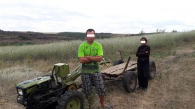 Дрон на кордоні вистежив молдаван, які крали кукурудзу - фото 1