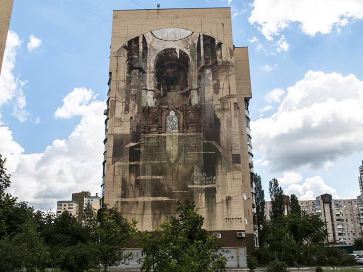 Каталог муралів Києва. Частина 3 - фото 3