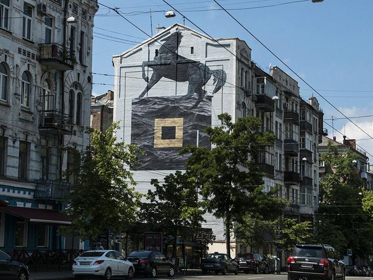 Каталог муралів Києва. Частина 2 - фото 10