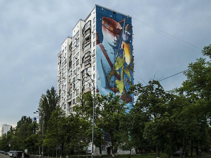 Каталог муралів Києва. Частина 2 - фото 11