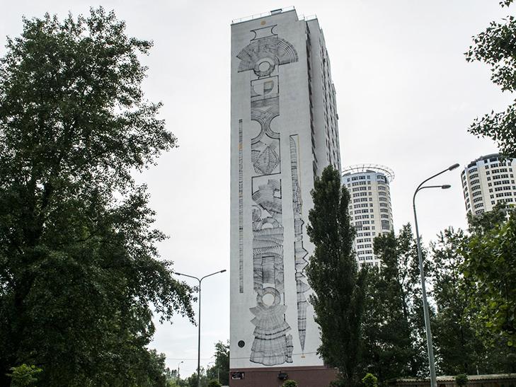 Каталог муралів Києва. Частина 3 - фото 27