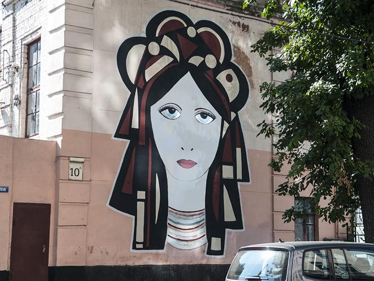 Каталог муралів Києва. Частина 2 - фото 14