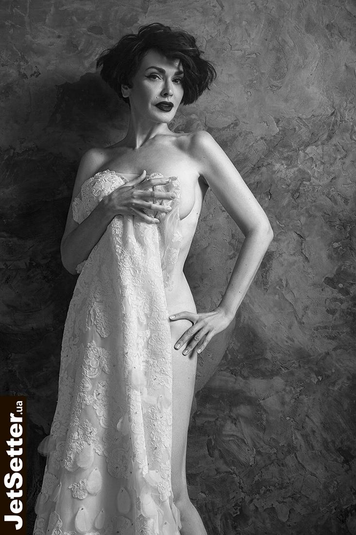 Ольга Сумська оголилася до свого 50-річчя - фото 2