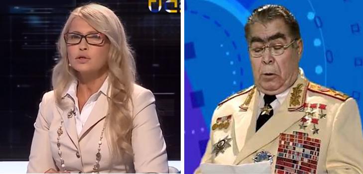 Тимошенко в новому образі: Марія Деві Христос чи гламурна краля (ФОТОЖАБИ) - фото 8