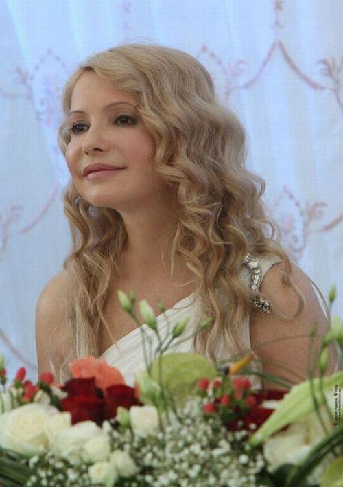 Юлія Тимошенко романтичний образ