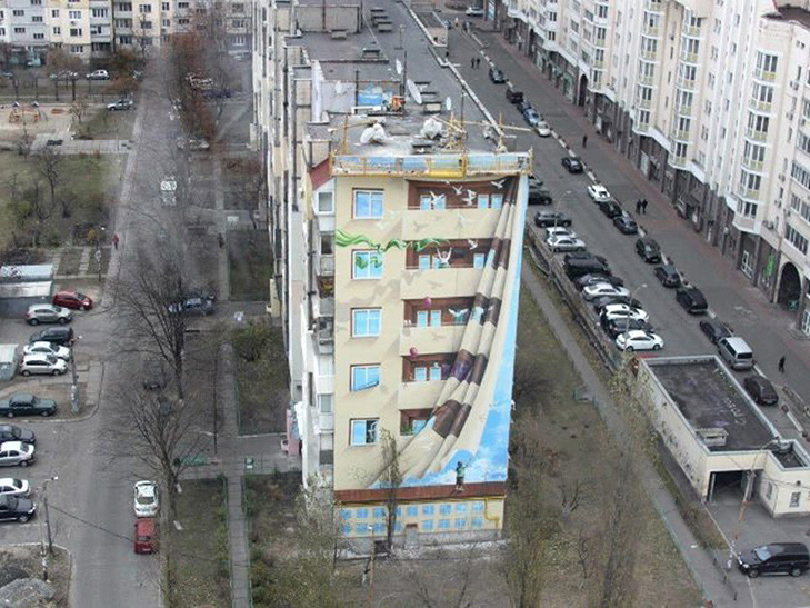 Каталог муралів Києва. Частина 3 - фото 39