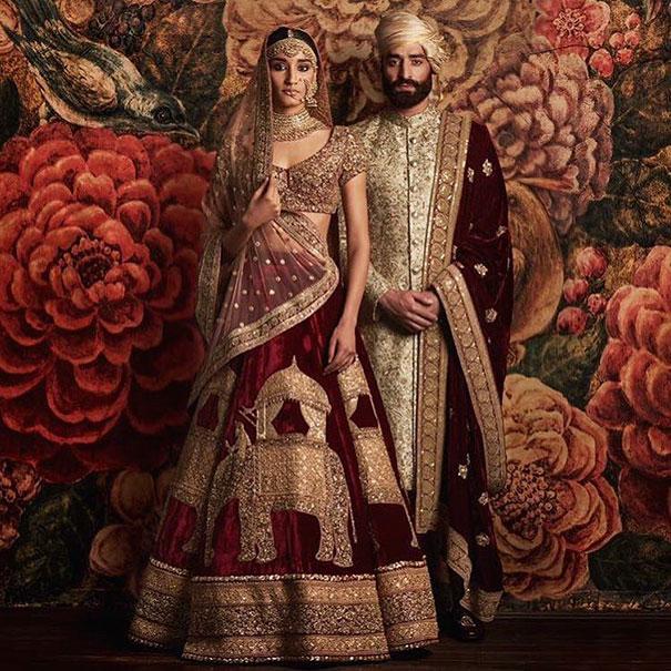 ТОП-10 найяскравіших традиційних весільних костюмів зі всього світу  - фото 3