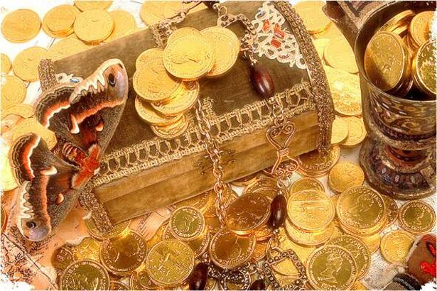 Вундерваффе Яценюка. Золоті батони Януковича перетворюються на золото Полуботка - фото 1
