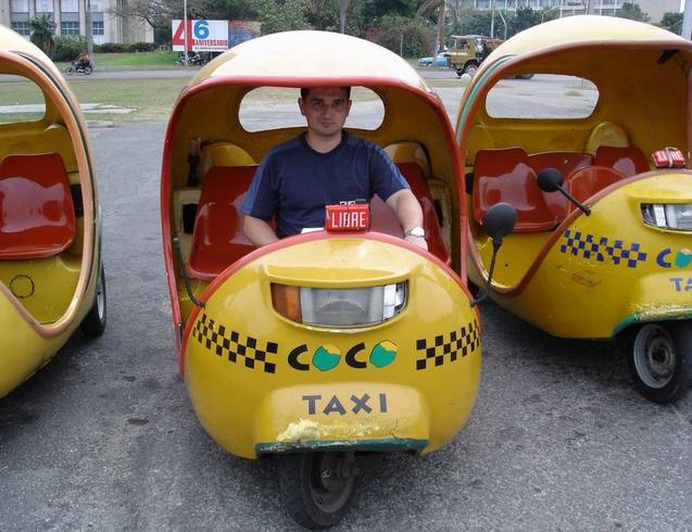 Подорож до їжачків і дороге бібікання: ТОП-10 цікавинок і приколів про таксі - фото 4