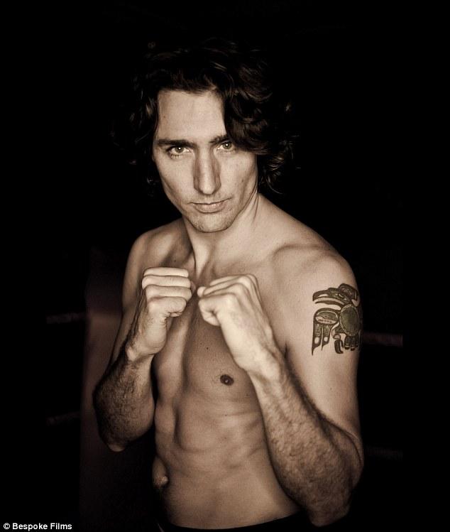 ТОП-10 найеротичніших фото канадського прем'єра, який їде в Україну - фото 2