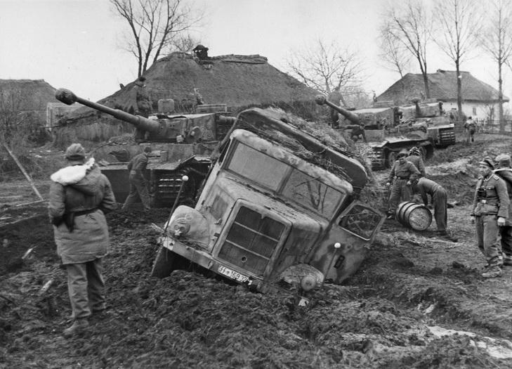 Топ-20 рідкісних фотографій Другої Світової війни - фото 1