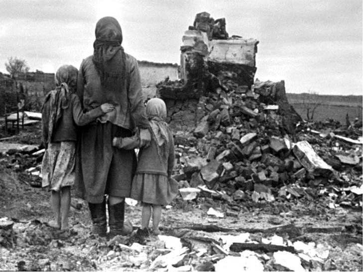 Топ-15 рідкісних фотографій Другої Світової війни - фото 19