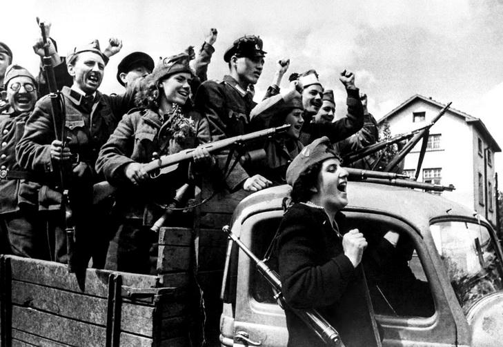 Топ-15 рідкісних фотографій Другої Світової війни - фото 10