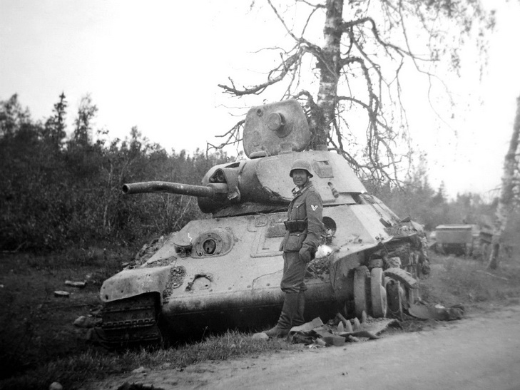 Топ-15 рідкісних фотографій Другої Світової війни - фото 9