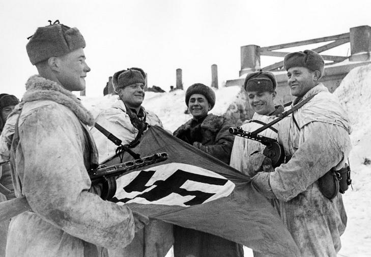 Топ-15 рідкісних фотографій Другої Світової війни - фото 7