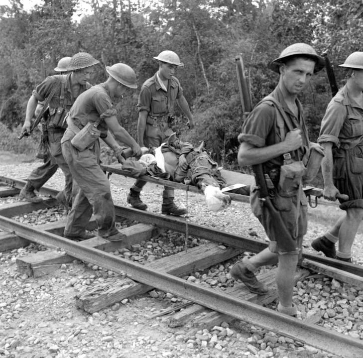 Топ-15 рідкісних фотографій Другої Світової війни - фото 6