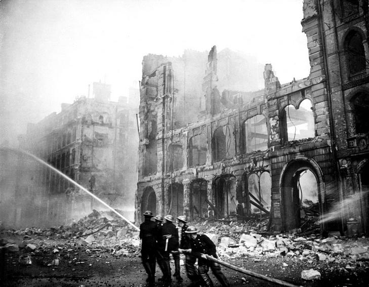 Топ-15 рідкісних фотографій Другої Світової війни - фото 1