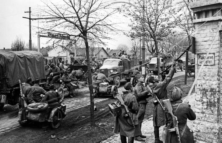Топ-15 рідкісних фотографій Другої Світової війни - фото 5