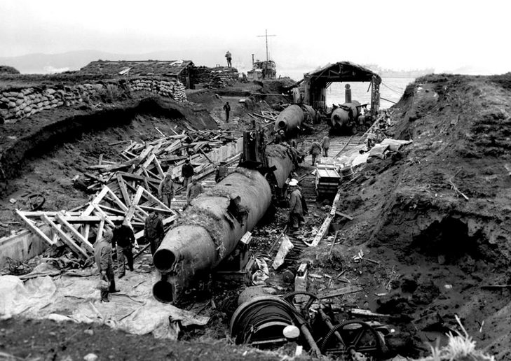 Топ-15 рідкісних фотографій Другої Світової війни - фото 3