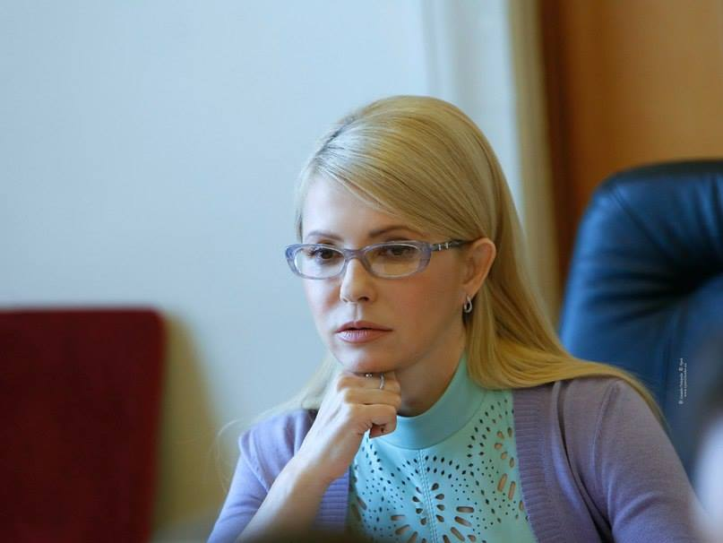 Трамп встречался с Тимошенко но не обещал ей что поможет