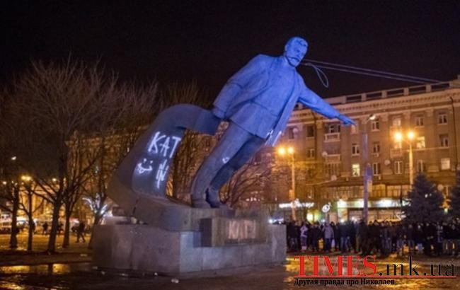 """Як в Україні краще """"продавати"""" Леніна - фото 2"""