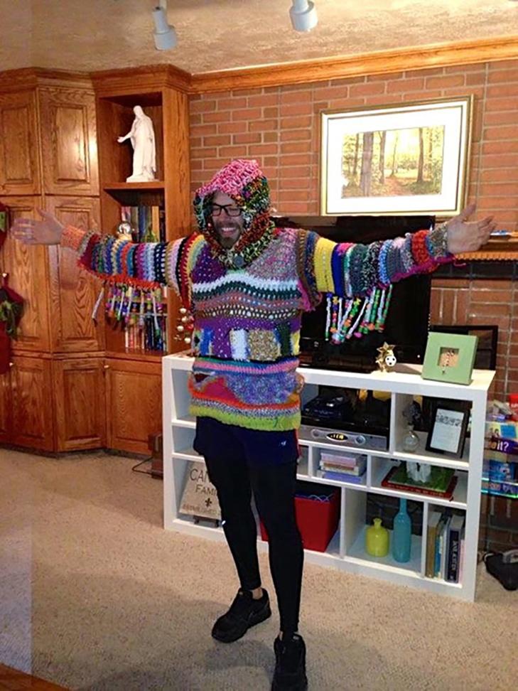 ТОП ідіотських новорічних костюмів - фото 16