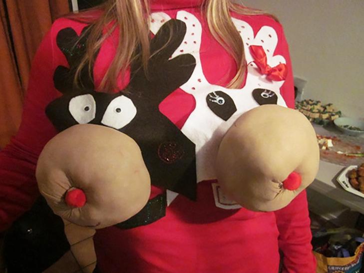 ТОП ідіотських новорічних костюмів - фото 6