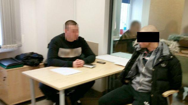 У Польщі накурений українець збив дитину і поголив голову (ФОТО) - фото 1