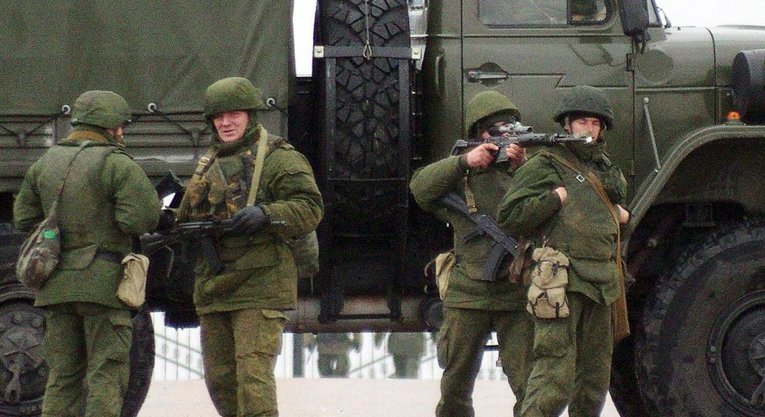 Хроніки окупації Криму: російські війська пішли в наступ - фото 9