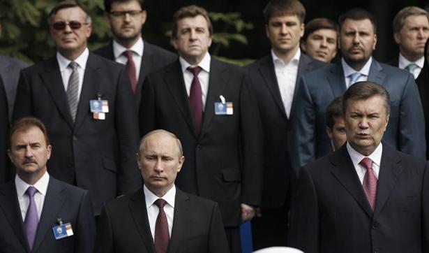 Останній візит Путіна до Києва: два роки потому - фото 2