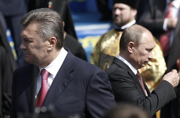 Останній візит Путіна до Києва: два роки потому - фото 1
