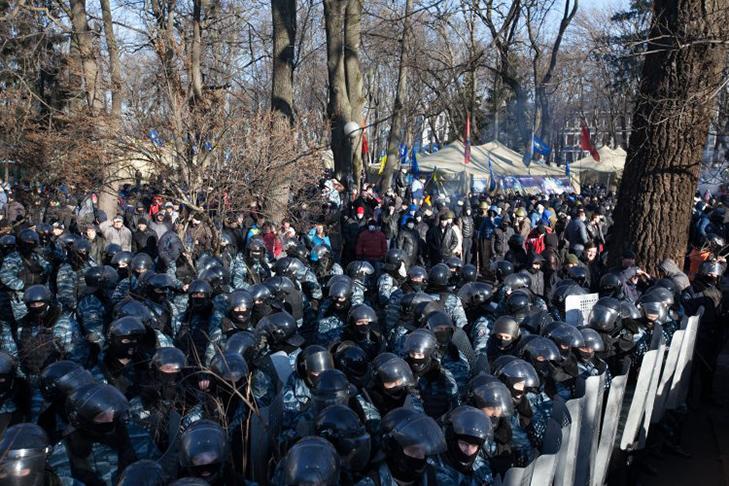 Хроніки Революції Гідності: - фото 5