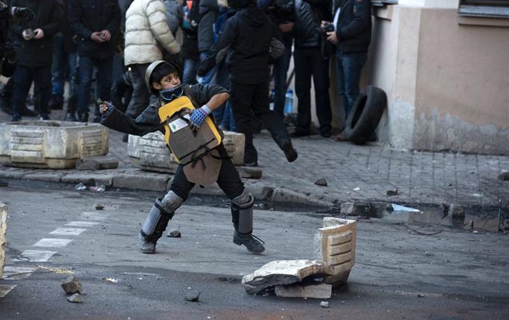Хроніки Революції Гідності: - фото 4