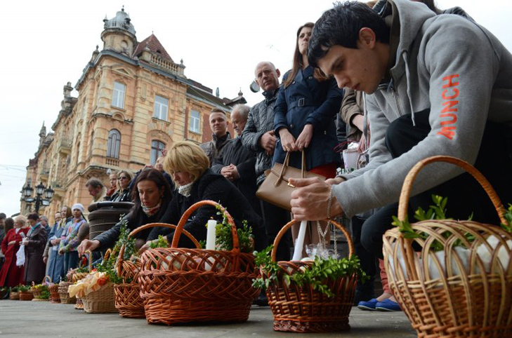 Як святкують Великдень в Україні - фото 8