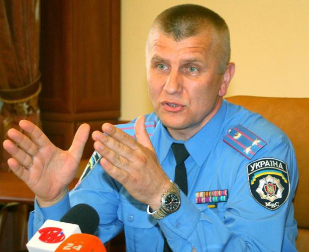 Голова ГУ МВС у Луганській області Анатолій Науменко - фото 22