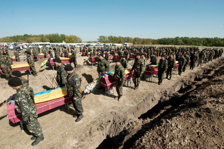 Скільки насправді українських вояків загинуло на Донбасі - фото 1
