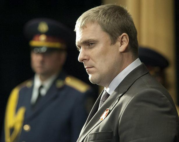 Голова ГУ МВС у Луганській області Анатолій Науменко - фото 7