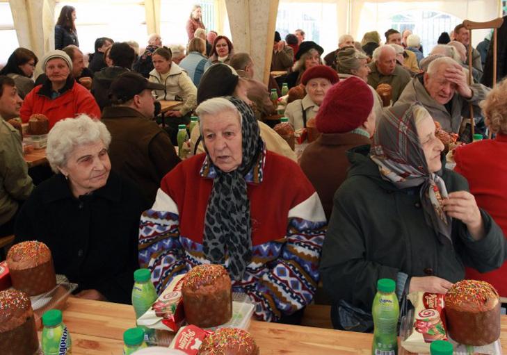Як святкують Великдень в Україні - фото 11