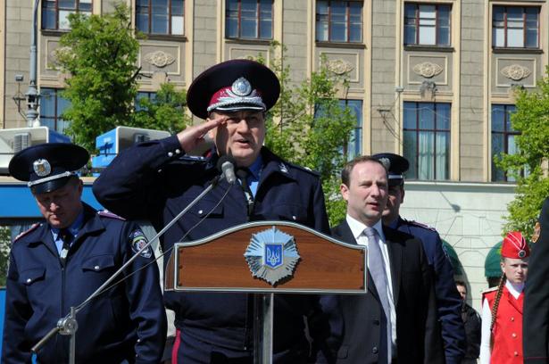 Голова ГУ МВС у Луганській області Анатолій Науменко - фото 1