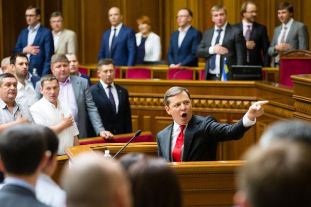Як змінювали Конституцію, а Порошенко Ляшка переспівав (ФОТОРЕПОРТАЖ) - фото 3